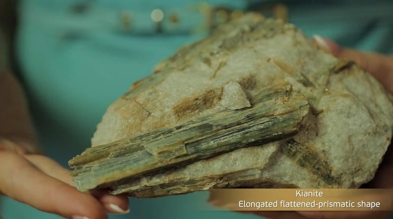 «Морфология кристаллов» (часть 1)