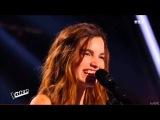 The Voice,The scientist - Coldplay feat Gabriella ,Violin. 2016