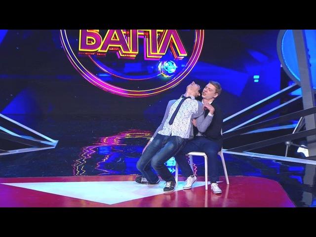 Comedy Баттл Суперсезон Сергей Шевелев и Андрей Колесниченко 1 тур выпуск 14 04 07 2014