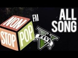 GTA V (5) - Non Stop Pop radio station, all songs. Fast and High pitch (chipmunk) version!
