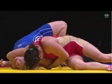 Female Wrestling Team  - 2013 Combat Games