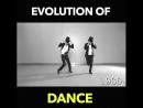 Эволюция танца