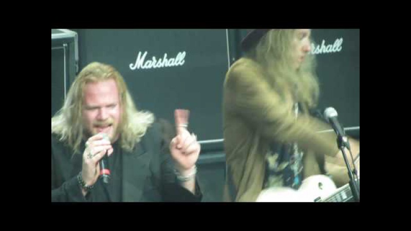 Inglorious - You're Mine - Fool for Your Loving - Girl Got a Gun LIVE MORC w/Joel Hoekstra!