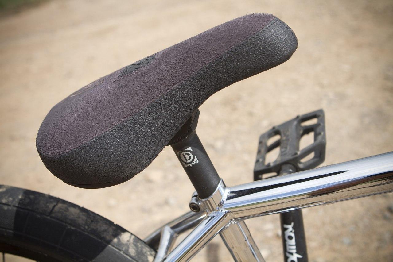 Jason Enns bikecheck seat