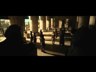 Exodus: Gods and Kings Official Trailer (2014) Christian Bale Movie