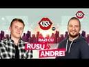 Alexandra Stan live la KissFM - Razi cu Rusu si Andrei