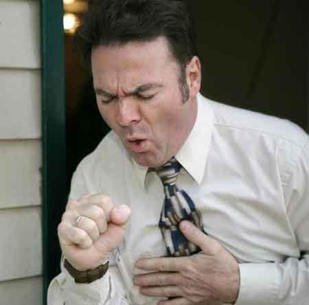 Кашель может быть симптомом различных легочных расстройств.