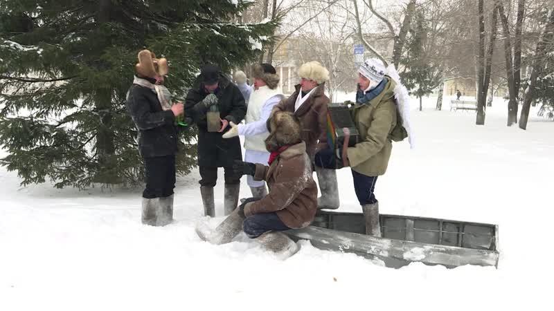 Народная комедия Шутки в глухомани Премьера 21 22 и 23 декабря