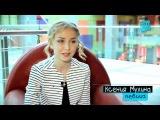 Герои Вашего Времени. Участница Детского Евровидения 2013 Ксения Мулина .