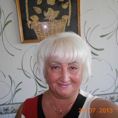 Раиса Иванова, 14 мая 1957, Кандалакша, id173635305