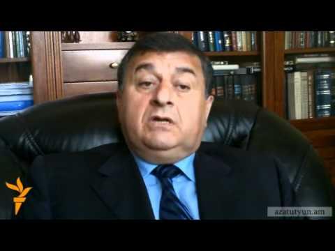 Գագիկ Ջհանգիրյան. «Քոչարյանի հրամանագիրը 13