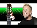 Metallica - Welcome Home Разбор на Гитаре