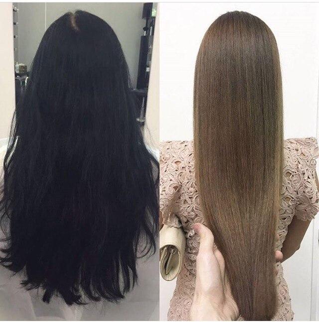 Как вывести черный цвет, Как вывести черный цвет волос, Вывести черный цвет волос в домашних условиях