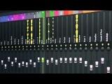 FL Studio 12 Alpha  Vectorial Mixer Preview
