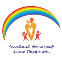 Логотип Фотограф Воскресенск Елена Парфенова