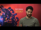 We talk true crime with Darren Criss - Telstra Exchange