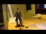 Fate/Zero - Figma Emiya Kiritsugu Review