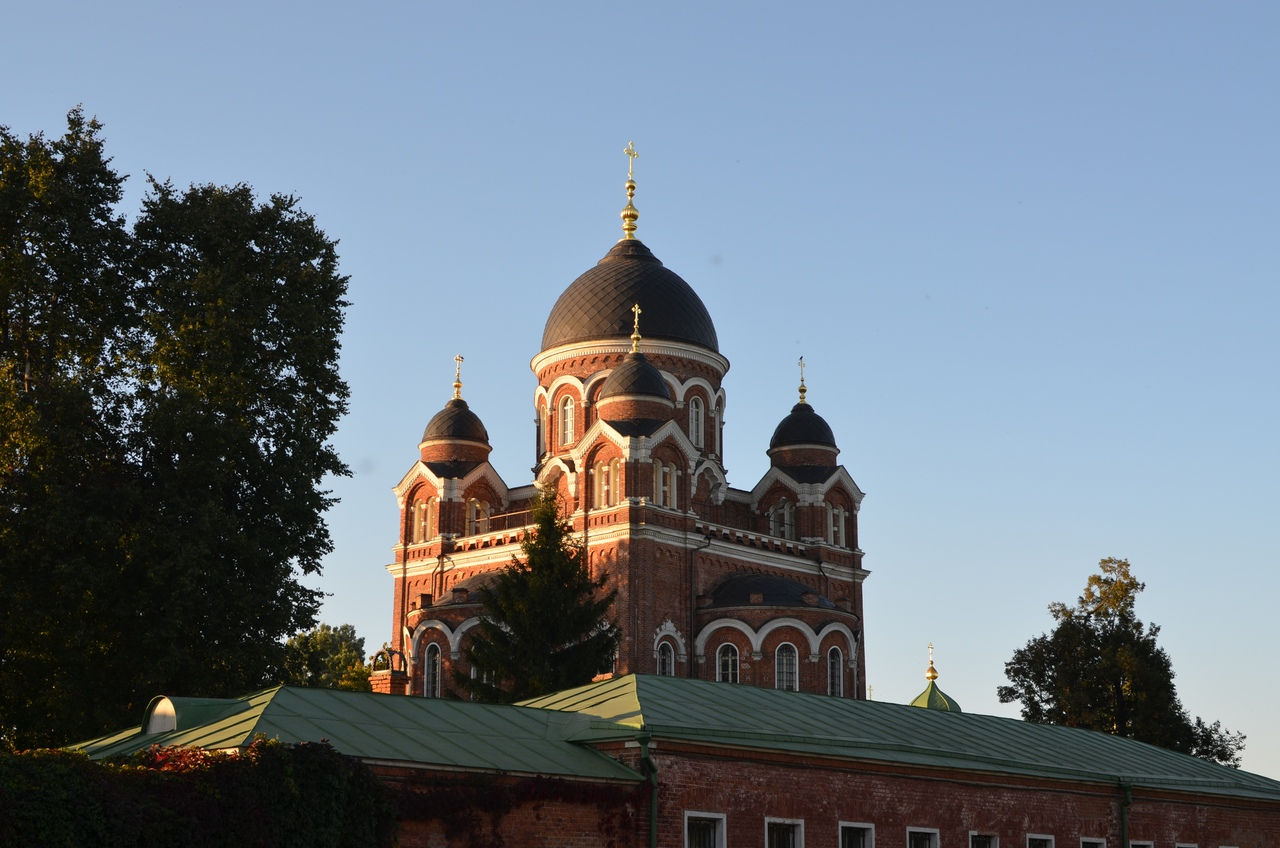 fXYOjGshszc Спасо-Бородинский монастырь.