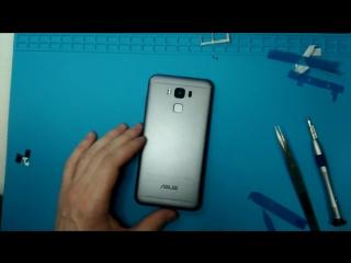 Замена тачскрина с дисплем на Asus Zenfone 3 MAX (ZC553KL)