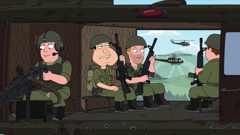 Family Guy Fortunate Son