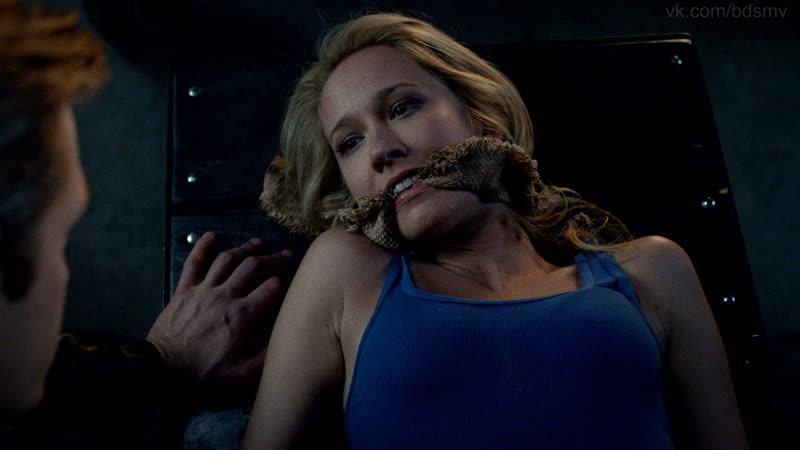 бдсм сцены и вампиры - 13 (bdsm, бондаж, похищение, лишение свободы, цепи) из сериала True Blood (Настоящая кровь) - 2008 год