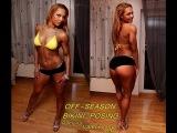Bikini Posing Workshop with Ramona Valerie Alb IFBB Bikini & Fitness Model.1 LOVE .