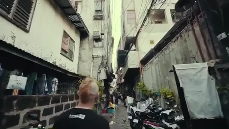 1-й день на Филиппинах. Манила - Зона Экстрима 29 vk.comsport_life_24