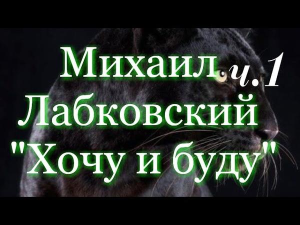 Аудиокнига Хочу и буду.Принять себя,полюбить жизнь и стать счастливымМихаил Лабковский(ч.1)