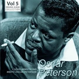 Louis Armstrong альбом Oscar Peterson - Original Albums Collection, Vol. 5