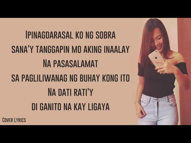Dahil Sa'yo Inigo Pascual Mikaella Pingo Cover Lyrics