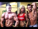 Мужской и женский фитнес | Мотивация 2014