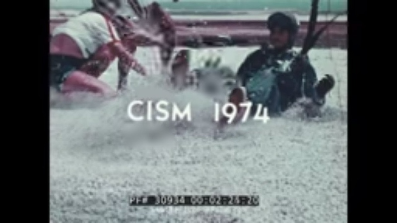 6th ANNUAL INTERNATIONAL MILITARY SPORT COUNCIL PARACHUTING COMPETITION CISM 1974 FT BRAGG 30934