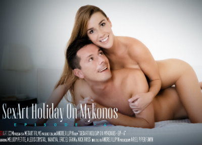 SexArt Holiday On Mykonos Episode 4