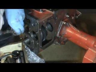 Сборка и ремонт коробки мотоблока мтз 05
