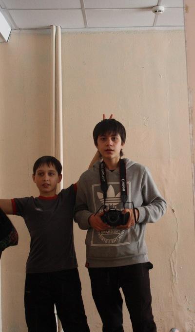 Саша Мамедов, 12 марта 1997, Москва, id199443235