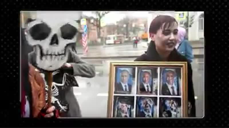 NBC на полном серьезе рассказывает нам, что оппозиция в России представлена Партией мертвых, против которой интригует аж сам KRE