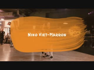 Niko viet-marron invitation