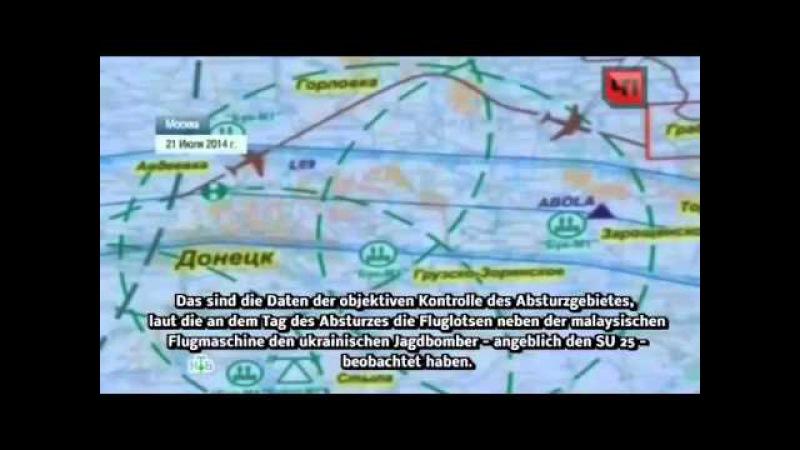 KIEWER ABSCHUSS-PLAN FLUG MH17 GEHACKT