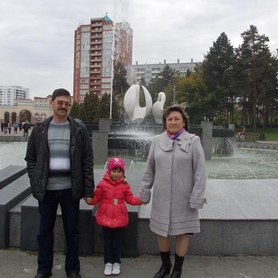 Зульфия Гайфулина, 23 сентября 1975, Магнитогорск, id211794240