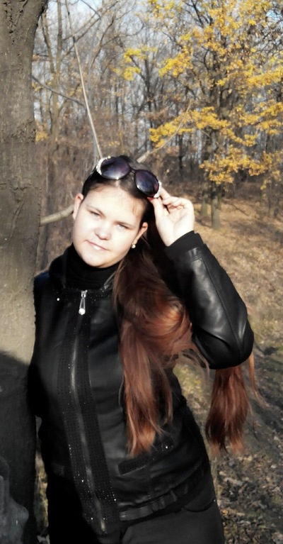 Радмила Руденька, 25 сентября 1997, Макеевка, id172210894