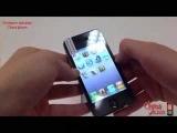 Видео обзор iPhone 4s 1:1 3,5