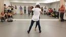 Natasha and Luis Samba de Gafieira London Classes and Social Dancing