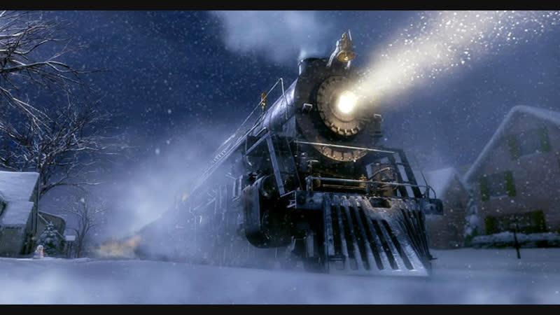 🦋🌿Крис Олсбург. «Полярный экспресс». (The Polar Express, 2004)