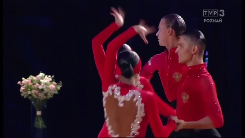 2nd Place Winner - WDSF European Championship 2018 Formation Latin