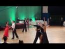 11.11.2017 WDSF Open 10 dance. 1/2 Румба