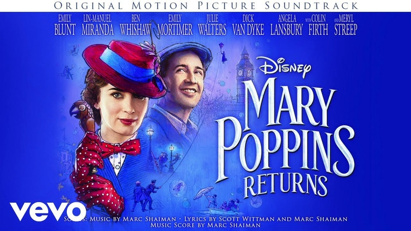 Can You Imagine That? (From Mary Poppins Returns/Audio Only)