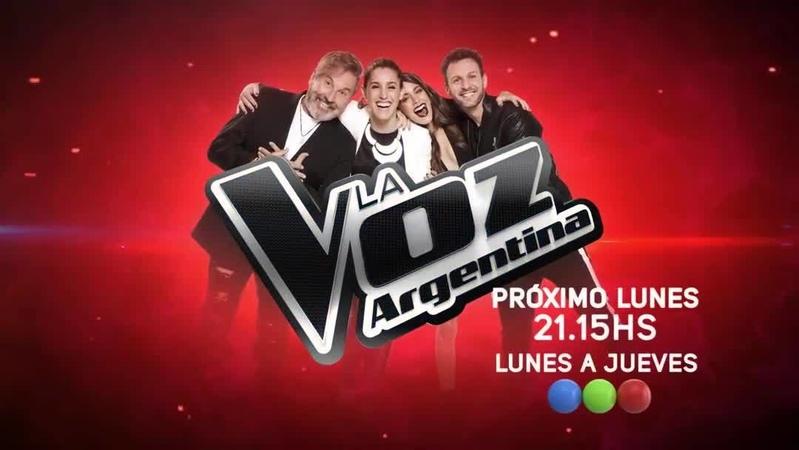 La Voz Argentina on Instagram ¡Se develó el misterio 😱 🔜 Próximo lunes a las 21 15hs de lunes a jueves por @Telefe vas a ser parte del talent