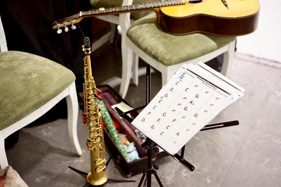 15.02 Прохор Бурлак и Canal Street Band в баре Kombucha!
