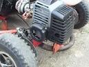 50cc Go Kart Cold Start And Info