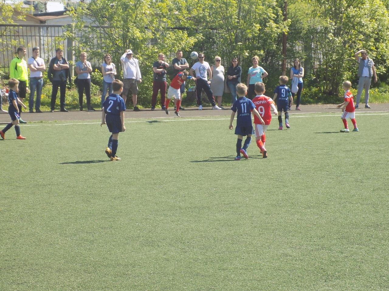 «Витязь-2011» занял третье место на Весеннем Кубке Подольска